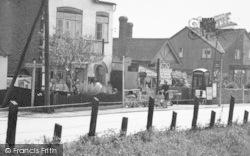 Seasalter, Joy Lane And Post Office  c.1950