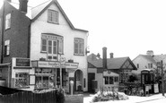 Seasalter, Post Office c1960