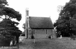 Seasalter, St Alphege Old Church c.1950