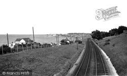 Seasalter, The Bay From Joy Lane c.1950