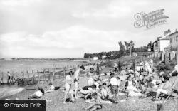 Seasalter, The Beach c.1950