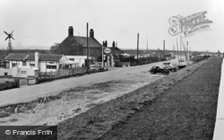 The Chalet Tea Rooms Camping Site c.1950, Seasalter