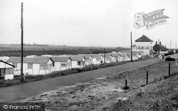 The Chalets c.1955, Seasalter