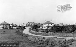 Seascale, Drigg Road c.1960
