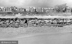 Seascale, From The Beach c.1955
