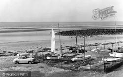Seascale, The Beach c.1960