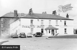 Seascale, The Scawfell Hotel c.1960