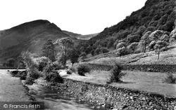 Seatoller, The River Derwent c.1930