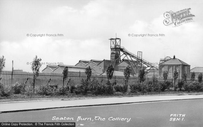 Seaton Burn photo