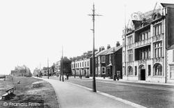 Seaton Carew, 1903