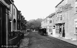 Seaton Carew, Church Street 1892