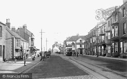 Seaton Carew, Front Street 1914
