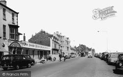 Seaton Carew, Front Street c.1965