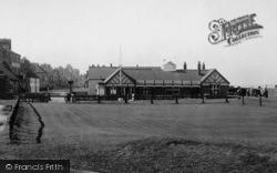 Seaton Carew, Golf Club House 1914