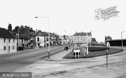 Seaton Carew, High Street c.1965