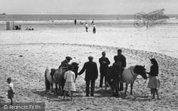 Seaton Carew, Pony Rides c.1965