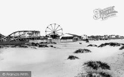 Seaton Carew, Sand Dunes c.1965