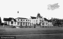 Seaton Carew, Staincliffe Hotel c.1965