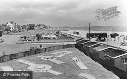 Seaton Carew, The Front c.1965