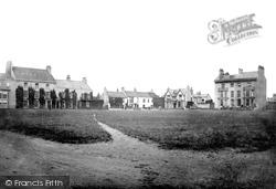 Seaton Carew, The Green 1886