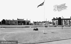 Seaton Carew, The Green c.1955