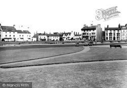Seaton Carew, The Green c.1960