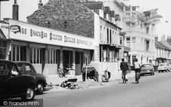 Seaton Carew, The Silver Dollar, Front Street c.1965