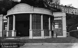 Chine Shelter c.1950, Seaton