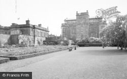 Seaton Delaval, Seaton Delaval Hall  c.1960