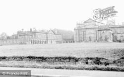 Seaton Delaval, The Hall c.1955