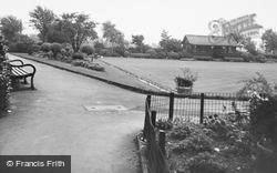 Seaton Delaval, The Park c.1955