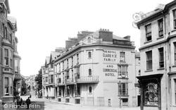 Fore Street 1895, Seaton