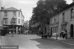 Fore Street 1922, Seaton