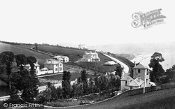 From Beer Hill c.1871, Seaton