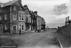 Leafield Road 1922, Seaton
