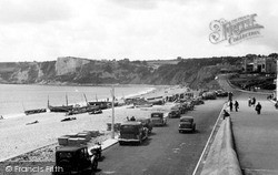 Looking West c.1950, Seaton