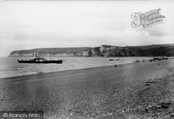 Paddle Steamer 1922, Seaton