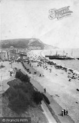 Regatta Day 1906, Seaton