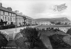 Seafield Crescent 1922, Seaton