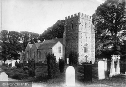 St Gregory's Church 1890, Seaton