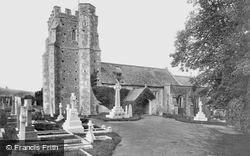 St Gregory's Church And War Memorial 1922, Seaton