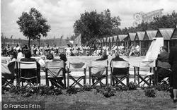 Swimming Gala, Warner's Holiday Camp c.1950, Seaton