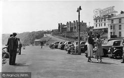 The Promenade c.1950, Seaton
