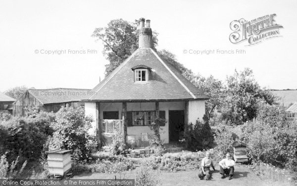 Photo of Seaton, The Round House c.1960