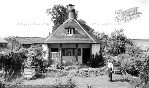 Photo of Seaton, the Round House c1965, ref. S395002