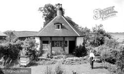The Round House c.1960, Seaton