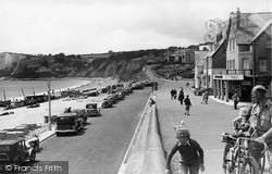 West Cliff c.1950, Seaton