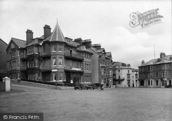 Westleigh Hotel 1925, Seaton