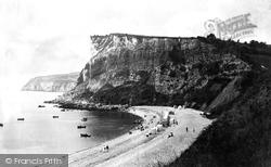 White Cliff 1898, Seaton