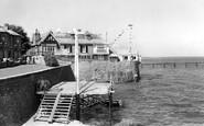 Seaview, Yacht Club c1960